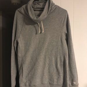 Champion cowl neck hoodie!!